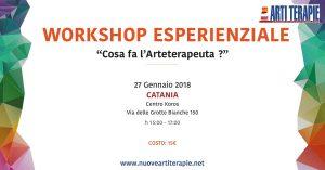 Workshop cosa fa Arteterapeuta