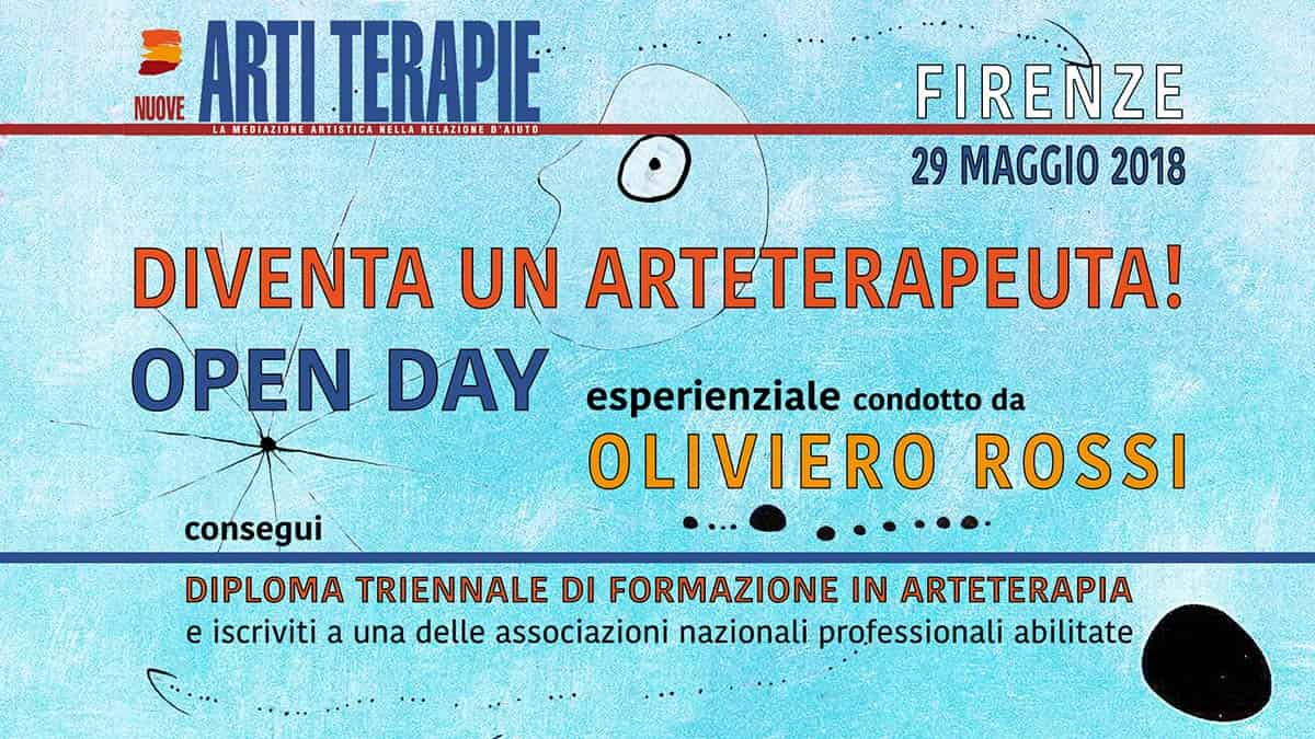 Arteterapia Open Day Firenze