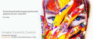 Convegno Arteterapia - Immagine, Corporeità, Creatività