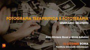 Fotografia Terapeutica e Fototerapia