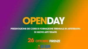 Open Day Arteterapia - Firenze