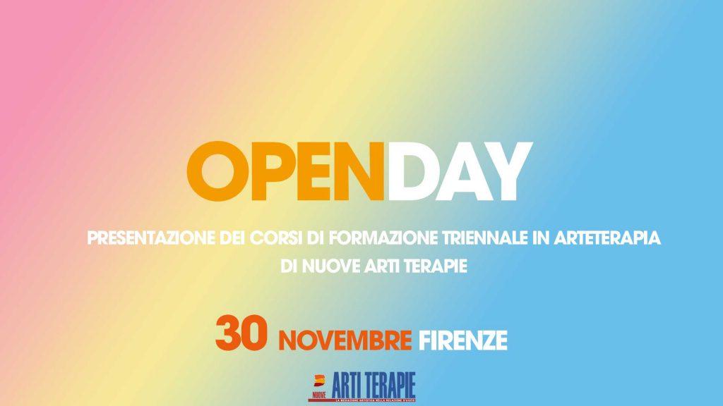 Open Day Arteterapia - Firenze