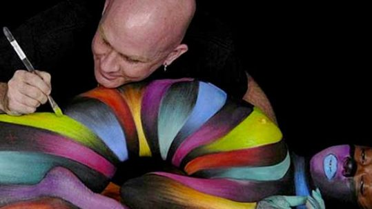 Body Painting Arteterapia