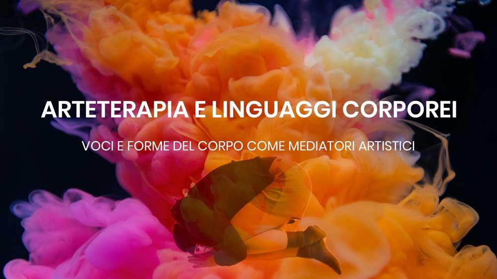 Linguaggi Corporei Arteterapia - Incontri