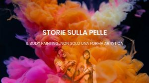Body Painting Arteterapia - Incontri