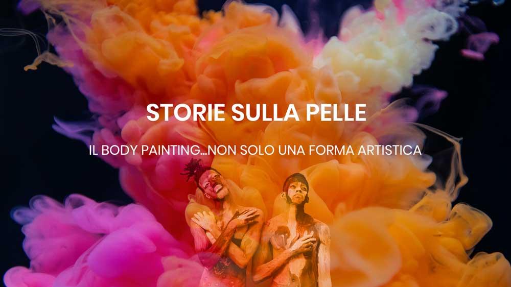 Body Painting Arteterapia - Incontri