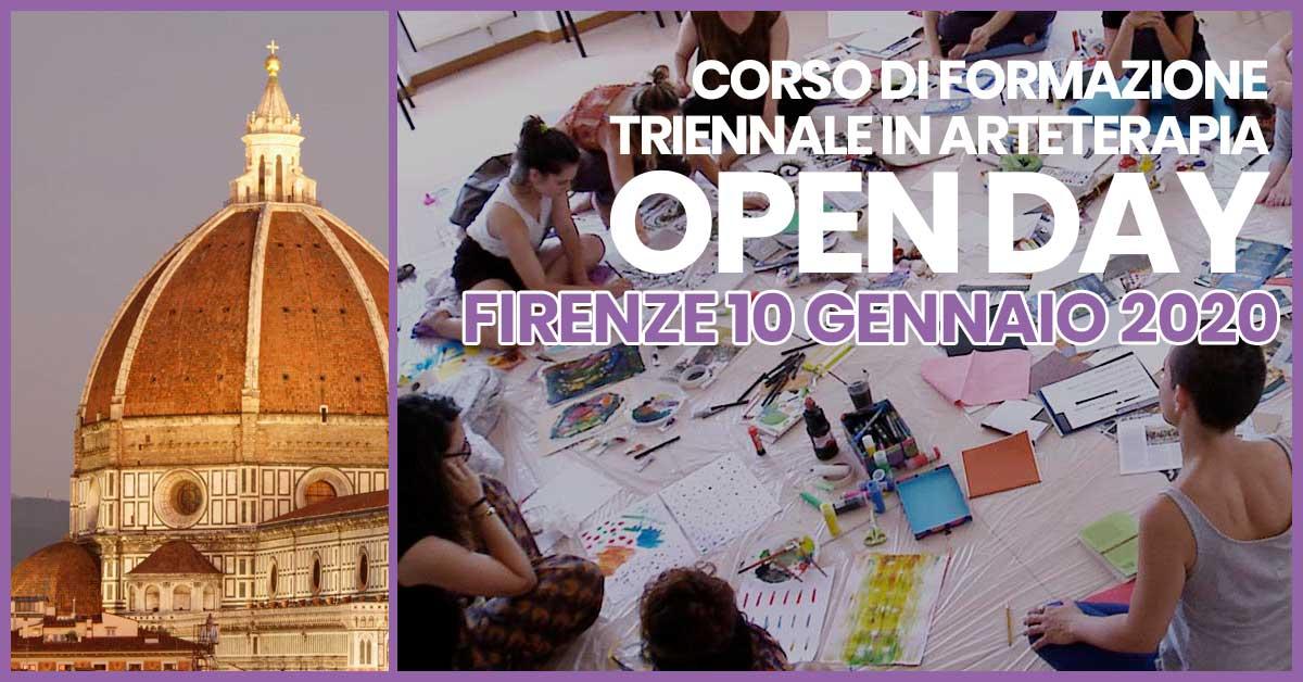 Arteterapia Firenze Open Day