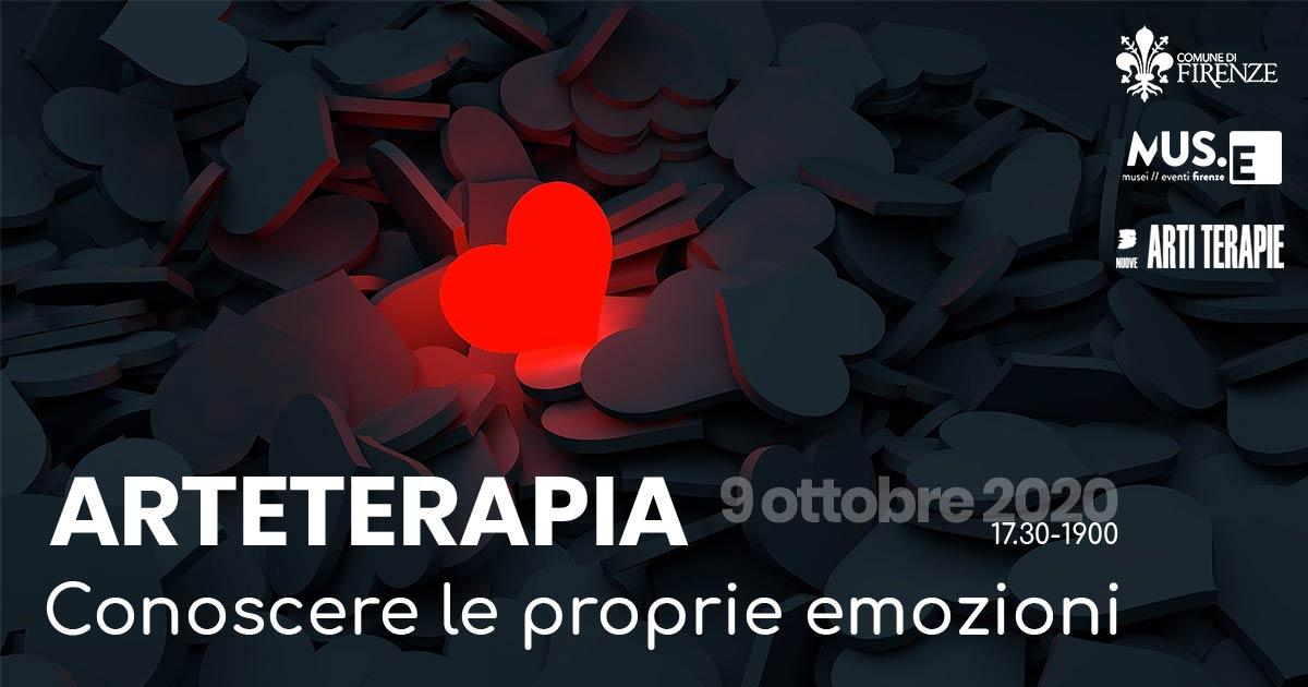 arteterapia openday firenze 2020 9 ottobre