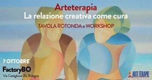 Arteterapia: la relazione creativa come cura